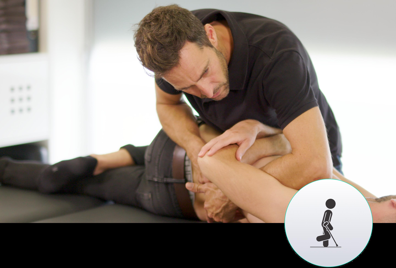 Behandeling fysiotherapie